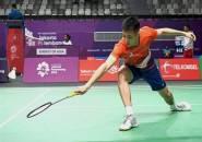 Daren Liew Siap Tumbangkan Anders Antonsen di Thailand Open
