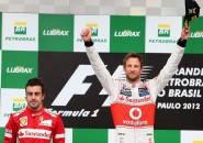Jenson Button Hampir Saja Gabung Ferrari di Tahun 2013