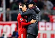 Lewandowski Akui Pernah Taruhan Gol dengan Klopp