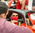 Carlos Sainz Jr Ungkap Alasan Tidak Bisa Tolak Tawaran Ferrari