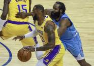 Los Angeles Lakers Permalukan Houston Rockets Dua Kali Beruntun