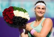 Tampil Perkasa, Aryna Sabalenka Diganjar Gelar Abu Dhabi Open