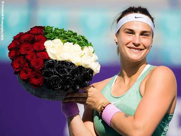 Aryna Sabalenka kantongi gelar kesembilan dalam kariernya di Abu Dhabi Open 2021