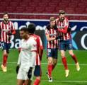 Tundukkan Sevilla, Atletico Madrid Perlebar Jarak di Puncak Klasemen