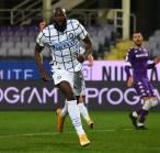 Bahagianya Romelu Lukaku Usai Bantu Inter Singkirkan Fiorentina