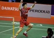 Daren Liew Singkirkan Anders Antonsen di Babak Pertama Yonex Thailand Open
