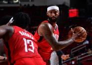 DeMarcus Cousins Lega James Harden Hengkang Dari Houston Rockets