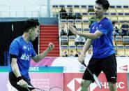 Tumbangkan Fajar/Rian, Leo/Daniel Melesat ke Perempat Final Thailand Open