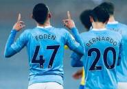 Usai Jadi Pahlawan Kemenangan Man City, Guardiola Puji Phil Foden