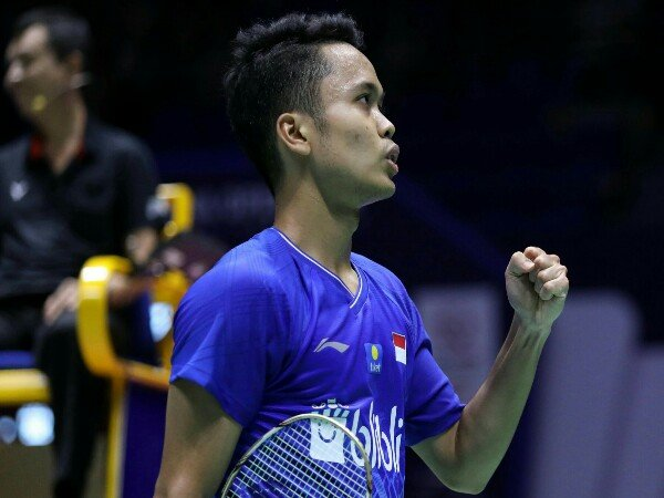 Anthony Ginting Lolos Semifinal Yonex Thailand Open