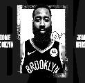 Brooklyn Nets Perkenalkan James Harden Sebagai Pemain Barunya