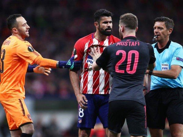 William Gallas yakin Diego Costa bisa menggedor skuat Arsenal