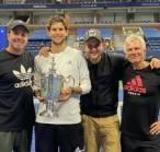 Sang Pelatih Berharap Bisa Dampingi Dominic Thiem Di Australian Open 2021