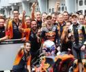 Tim KTM Jadi Tim Pabrikan Pertama yang Bertahan di MotoGP 2021
