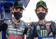 Valentino Rossi Masih Tak Percaya Bisa Setim Dengan Franco Morbidelli