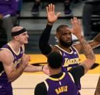 Menang Atas Pelicans, Los Angeles Lakers Makin Kokoh di Puncak