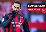 Milan Gelar Negosiasi Positif dengan Calhanoglu Soal Kontrak Baru