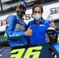 Suzuki Tak Boleh Terlalu Bersedih Meratapi Kepergian Davide Brivio