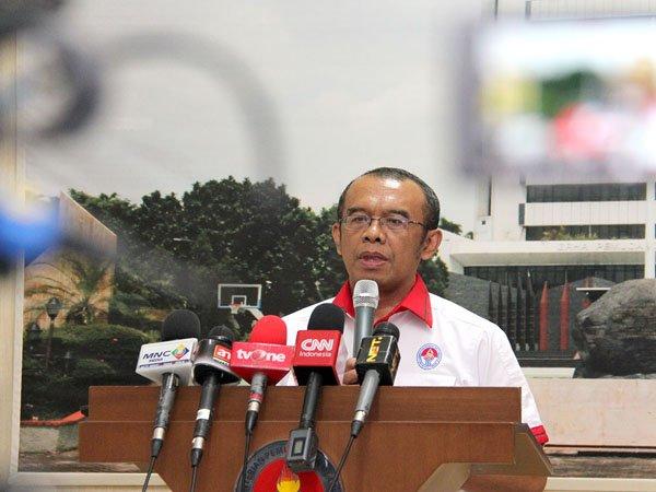 Sekretaris Kemenpora RI, Gatot S. Dewa Broto