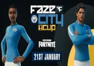 FaZe Clan Gabung dengan Manchester City untuk Gelar Turnamen Fortnite