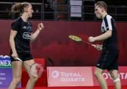 Pasangan Perancis Tumbangkan Praveen/Melati di Babak Pertama Thailand Open