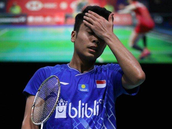 Tak Ada Wakil Tunggal Putra Indonesia di Perempat Final Thailand Open