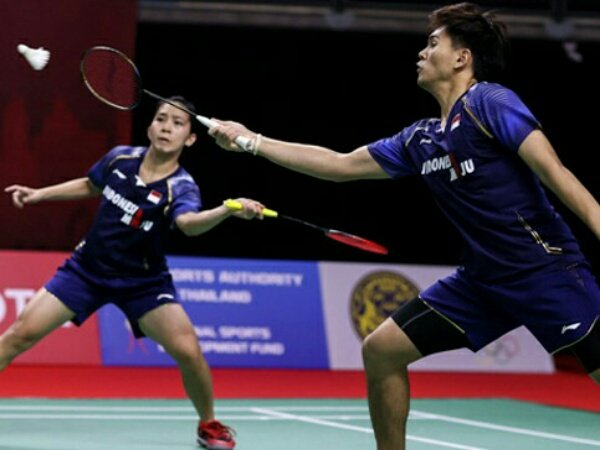 Adnan dan Mychelle Tidak Capai Target di Toyota Thailand Open