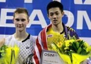 Daren Liew Bersemangat Hadapi Axelsen di Perempat Final Yonex Thailand Open