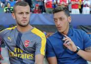 Jack Wilshere Klaim Mesut Ozil Tidak Diperlakukan Adil di Arsenal