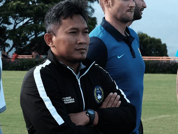 PSSI menunjuk Rudy Eka sebagai pelatih timnas wanita Indonesia/foto dok pssi