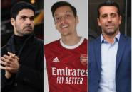 Arteta dan Edu Kirim Pesan Usai Kepergian Mesut Ozil dari Arsenal