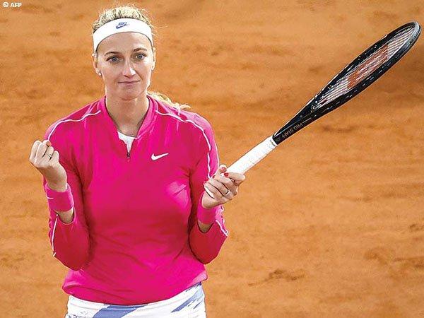 Petra Kvitova menantikan untuk kembali beraksi di Australian Open 2021