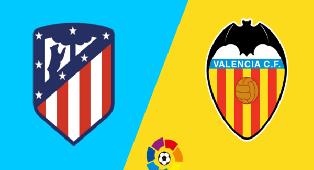 La Liga 2020/21: Prakiraan Line Up Atletico Madrid vs Valencia