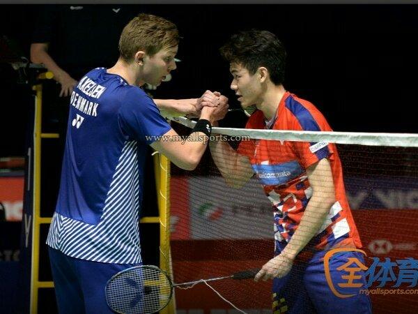 Lee Zii Jia Hadapi Pertarungan Berat di World Tour Finals