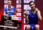 Preview Para Pemain Top Eropa di BWF World Tour Finals 2020