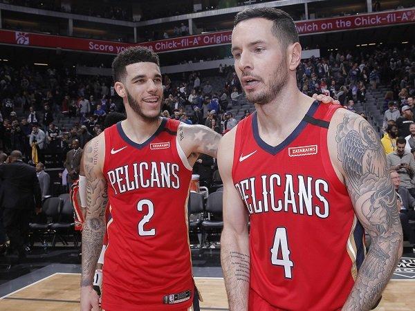 New Orleans Pelicans buka peluang tukar JJ Redick dan Lonzo Ball.
