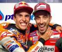 Andrea Dovizioso Siap Gantikan Marc Marquez di Repsol Honda