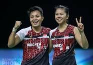 Kalahkan Wakil Korea, Greysia/Apriyani Pecahkan Rekor World Tour Finals