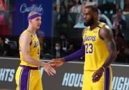 LeBron James Bersyukur Lakers Punya Sosok Alex Caruso