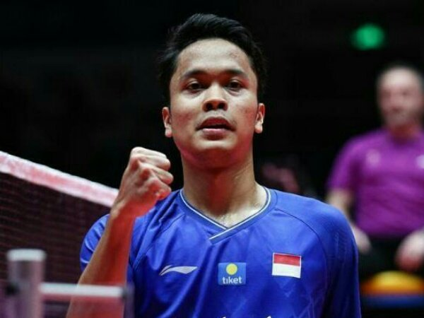 Anthony Ginting Kalahkan Lee Zii Jia di World Tour Finals 2020