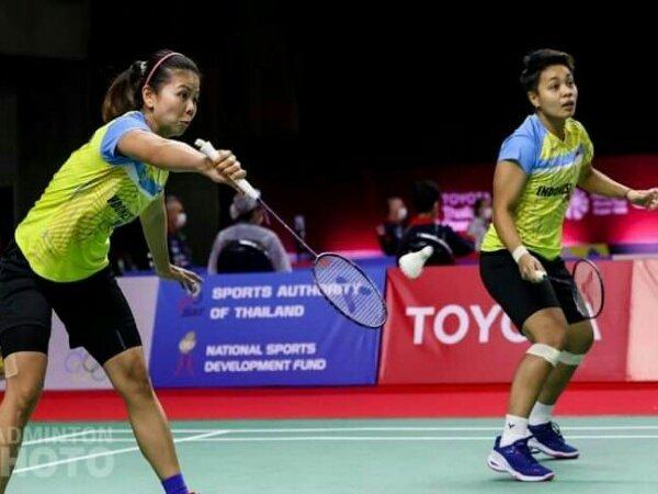Greysia-Apriyani Gagal Ke Semifinal BWF World Tour Finals