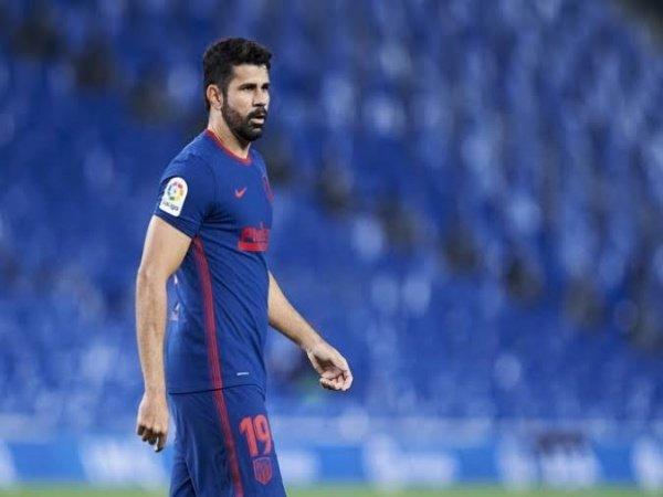 Manchester United disarankan rekrut Costa