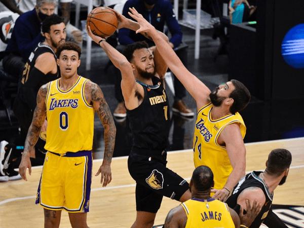 Kehadiran Marc Gasol buat Kyle Kuzma makin nyaman dalam tim L.A Lakers.