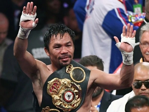 Petinju asal Filipina, Manny Pacquiao. (Images: Getty)