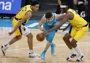 Pemain Starter Moncer, Charlotte Hornets Bekuk Indiana Pacers