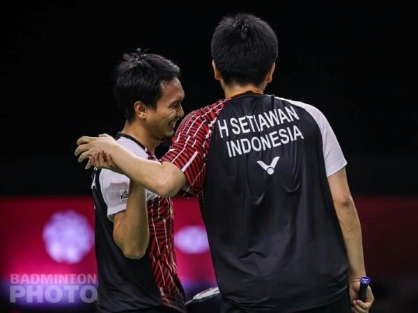 Ahsan dan Hendra Melesat ke Final World Tour Finals 2020