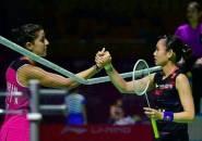 Tai Tzu Ying Vs Carolina Marin di Final BWF World Tour Finals 2020