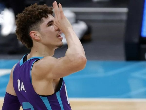 Point guard muda Charlotte Hornets, LaMelo Ball. (Images: Getty)