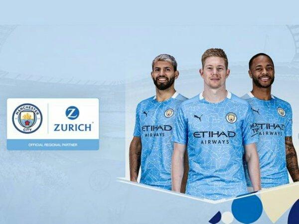 Manchester City dan Zurich Resmi Berkolaborasi di Kancah Esports