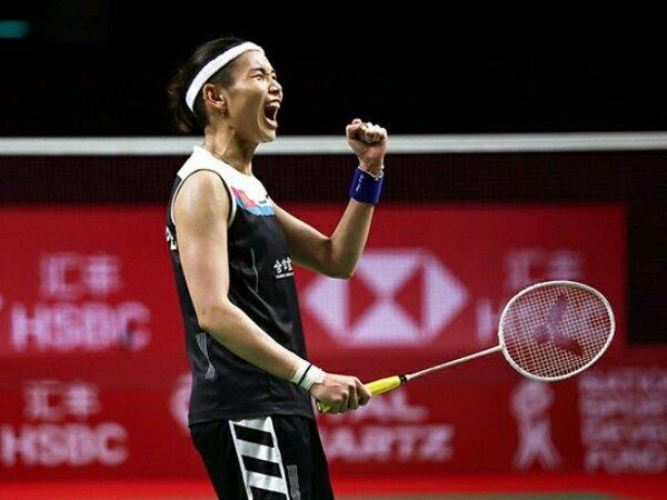Kandaskan Carolina Marin, Tai Tzu Ying Juara BWF World Tour Finals 2020